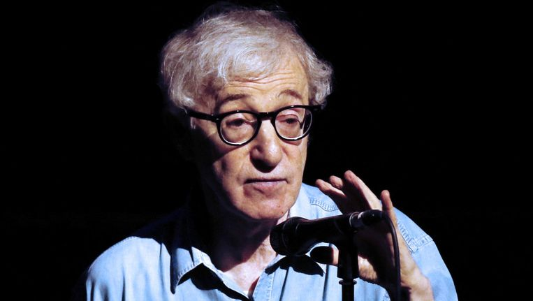 Woody Allen. Beeld afp