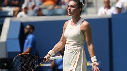Verrassing van formaat: 's Werelds nummer één Simona Halep sneuvelt in eerste ronde US Open