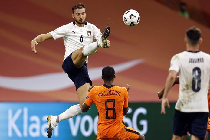 Nederland mijdt Italië, tegenstander in de Nations League, op weg naar Qatar.
