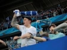 Zenit duel zonder fans vanwege racisme