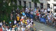 Politie neemt vlaggenstokken in beslag tijdens doortocht Tour de France