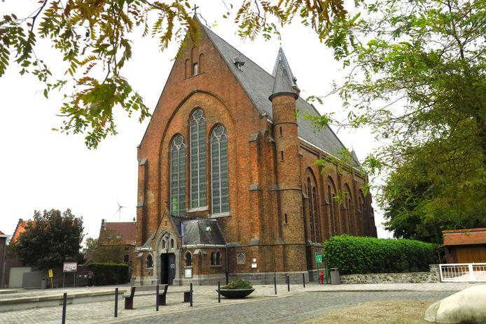 De kerk Balgerhoeke is het onderwerp van een politieke discussie.