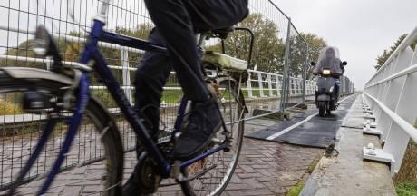 Instortingsgevaar: zwakke Vughtse bruggen per direct dicht voor grote vrachtwagens en tractors
