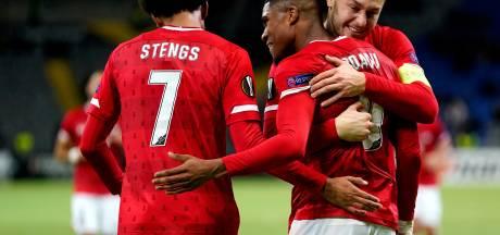 Boadu en Stengs debuteren in Oranje, ook Weghorst erbij