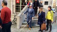 """Bart De Wever even veroordeeld tot blinddoek en rolstoel: """"Zeer confronterende ervaring"""""""