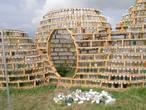 Vandalen vernielen kunstwerk van IJsselbiënnale in Deventer