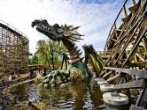 Joris en de Draak in Efteling gaat weer open na wekenlange storing