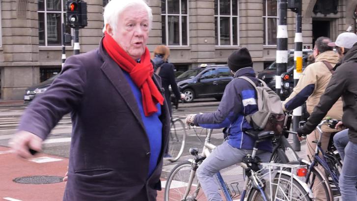 Rechtszaak verloren: Idioot, je fietst door rood