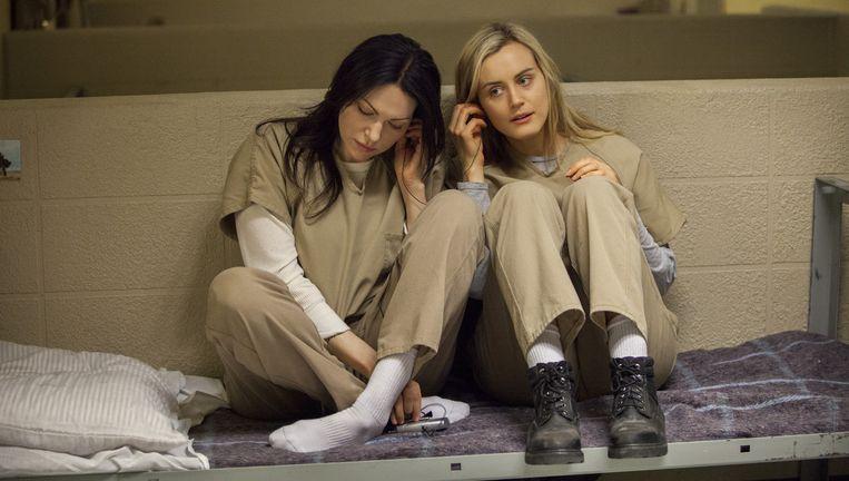Zwarte lesbische gevangenen