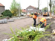 Reconstructie Van Haestrechtstraat in Goirle bijna voltooid