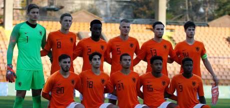 'Vreemde week' voor Bouwense: trainen tussen spelers van Chelsea en Manchester City