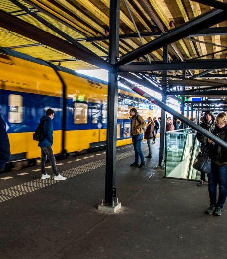 Nee, station Tilburg is nog lang niet klaar: vernieuwing loopt door tot (zeker) 2025