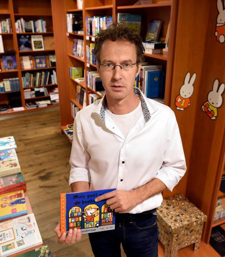 Kees-Willem Karssen stopt zijn boekhandel Libris 'met pijn in het hart'