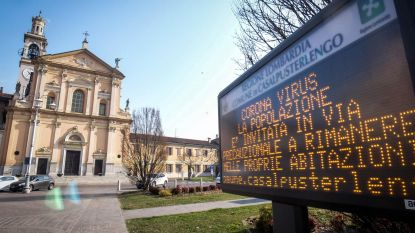 Aantal mensen met coronavirus in Italië stijgt snel, regering sluit tiental gemeenten af van buitenwereld