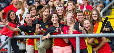 De Red Flames kleuren Breda rood
