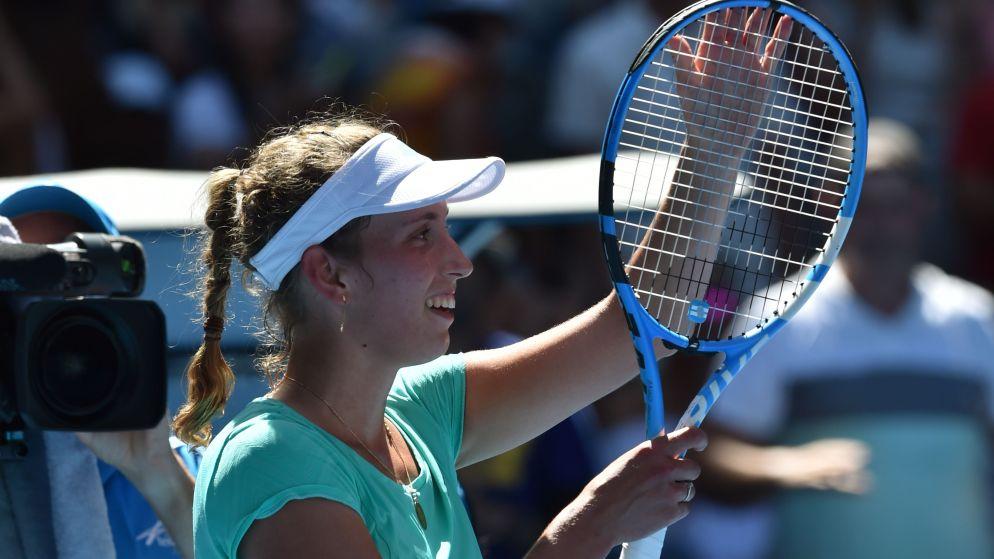 Elise Mertens is hot down under! Limburgse voor allereerste keer in achtste finales Grand Slam