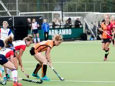 Oranje-Rood pakt punt tegen SCHC