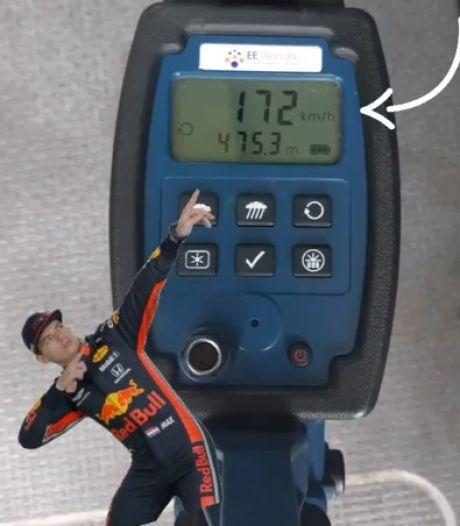 Hardrijder uit Berghem krijgt 2300 euro boete: 'Reed 65% van de snelheid van een F1-auto'