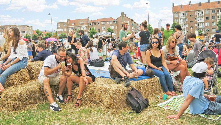 Veel verschillende biertjes en hete pepers tijdens Wild Wild Brew Fest Beeld Derk Zijlker