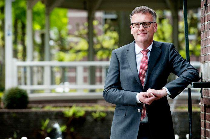 Burgemeester Hans Janssen