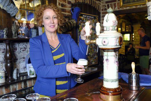 """Nathalie Poissonnier, Directeur van 'Belgian Brewers': """"Nog niet panikeren."""""""