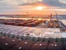 Havenbedrijf Ter Haak opent Amsterdams' grootste zonnedak