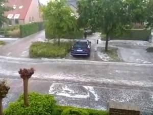Inondations et coulées de boue dans les provinces de Namur et de Limbourg
