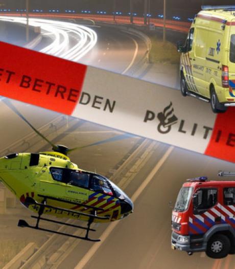 112-overzicht: ernstig ongeval, graaiende ambtenaar, vechtersbazen en uitgebrande auto's