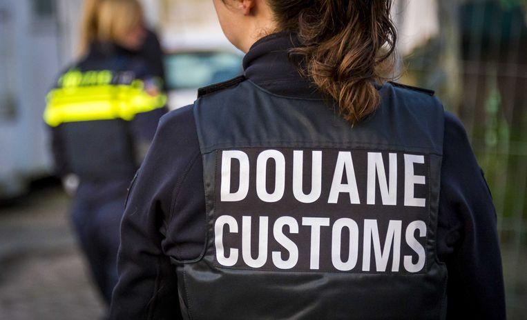 De douane heeft niet alleen een tekort aan mankracht, maar ook aan fysieke controleposten.  Beeld ANP