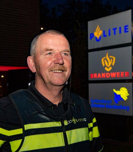 Jan werkt al 40 jaar als politieagent in Ommen: 'Ja, de politie vergrijst. Maar dat is niet alleen maar slecht'