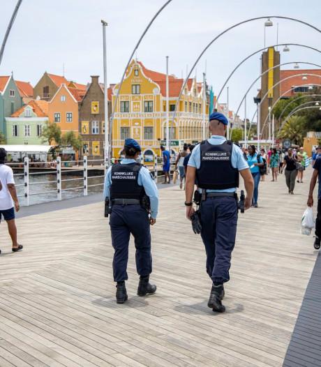 Militair opgepakt op Bonaire om dronkenschap en bedreiging