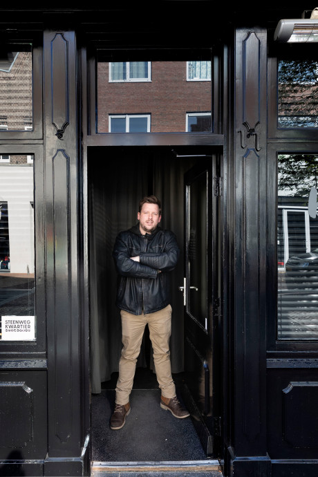Horecaman Geert Blenckers: 'Elke ochtend denk ik: is deze ellende voorbij?'