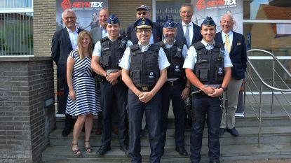 Politie investeert in nieuwe kogel-en steekwerende vesten
