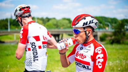 KOERS KORT. Lotto en Soudal gaan drie jaar langer door als sponsor - Renshaw zet punt achter carrière