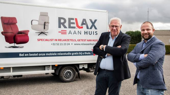 Primeur in ons land: Zetels De Man start als eerste met verkoop van relaxzetels aan huis