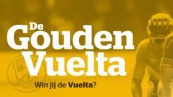 Doe mee aan de Gouden Vuelta en win talloze prijzen
