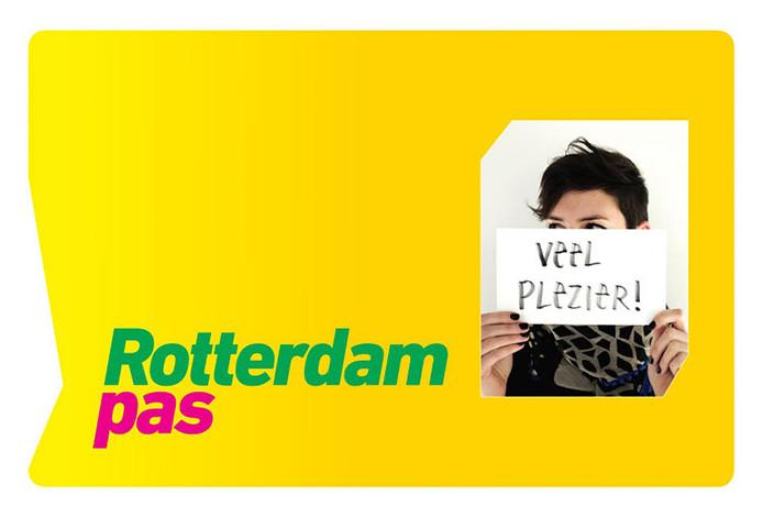 De Rotterdam Pas.