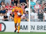 Bijlow terug bij Feyenoord