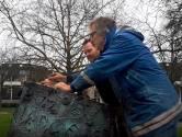 Kunstwerk d'Ouwe Sok voor vijftig jaar afgesloten