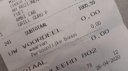 Nederlandse winkeldief doet voor 1.000 euro aan boodschappen, rekent alleen zijn pistolet af