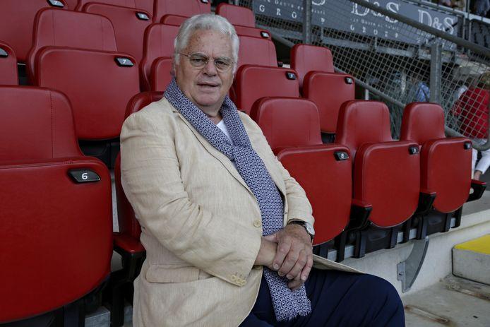 Rob Jacobs vreest dat het einde van het voetbalseizoen weer niet wordt gehaald.