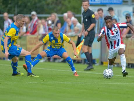 Che Nunnely ontbreekt door griepje bij training Willem II