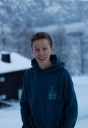 Finn van den IJssel is enthousiast over zijn reis.
