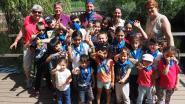 """Taalbad zit erop voor vluchtelingenkinderen: """"De beste leerlingen? Dat zijn de kleuters"""""""