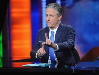 Talkshowhost Jon Stewart maakt na vijf jaar comeback op tv