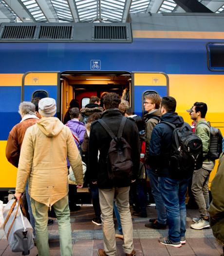 NS verwacht nieuw reizigersrecord, neemt maatregelen