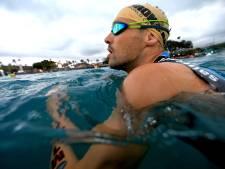 Tweevoudig winnaar Ironman geeft huilend op met koorts
