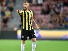 Miazga ontbreekt bij Vitesse; Van der Werff in de basis