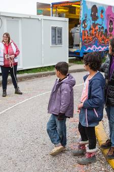 Rekenkamer: Kinderbescherming bij migrantenopvang