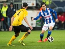 Kobayashi in extase: Van Nistelrooy bekeek zijn wedstrijd